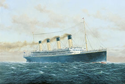 Titanic the Maiden Voyage