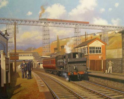 Ebbw Vale Steam