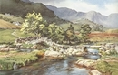 River Brothay,Slaters Edge - Large Print