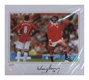 Wayne Rooney & George Best Heros